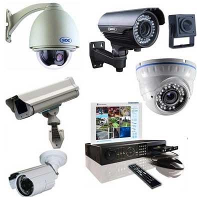 CCTV camera AMC